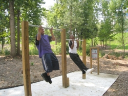 Outdoor Fitness Trails